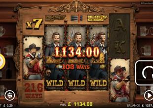 4500x Base game El Paso Gunfight WTF!!
