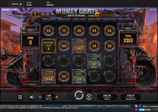 Tinkering On Money Cart 2 Bonus Reels