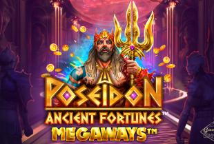 Ancient Fortunes Poseidon Megaways Review