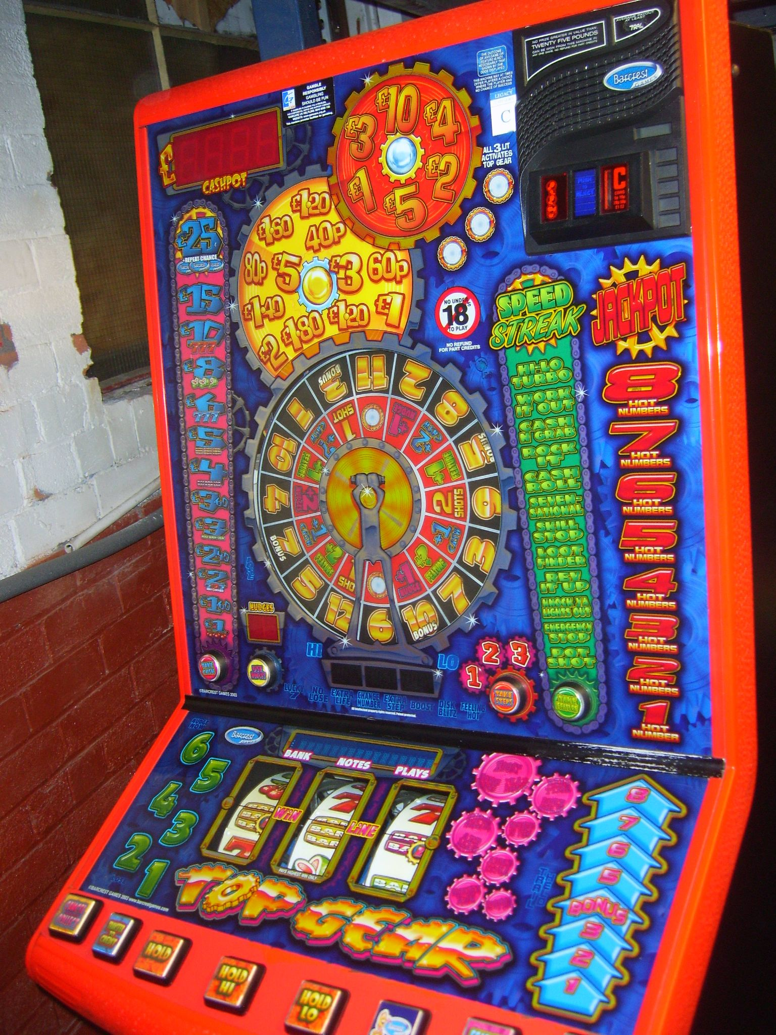 Free Fruit Machines