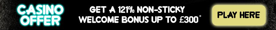 21 casino offer