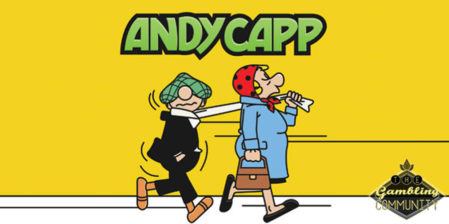 REVIEW – Blueprint Andy Capp