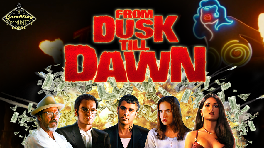 REVIEW – Novomatic From Dusk Till Dawn
