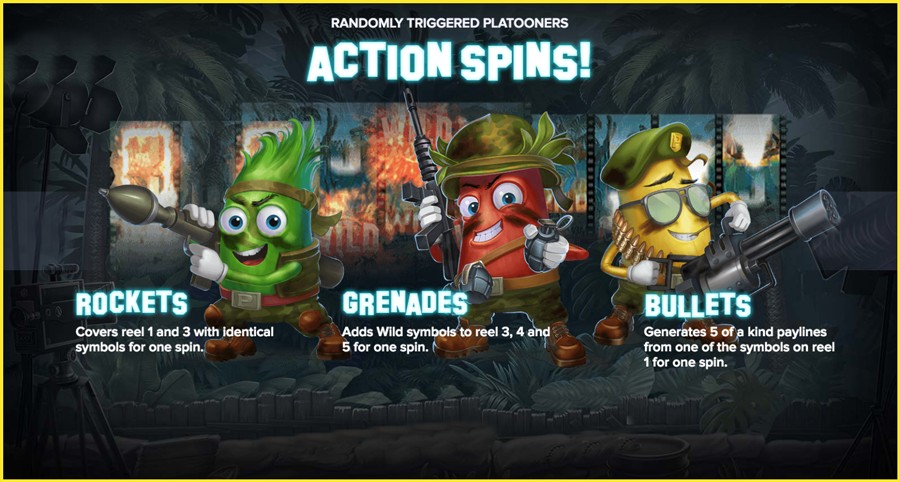Platooners_Action_Spins
