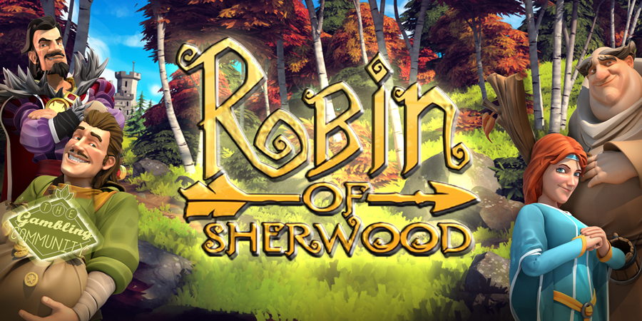 REVIEW – Microgaming Robin Of Sherwood