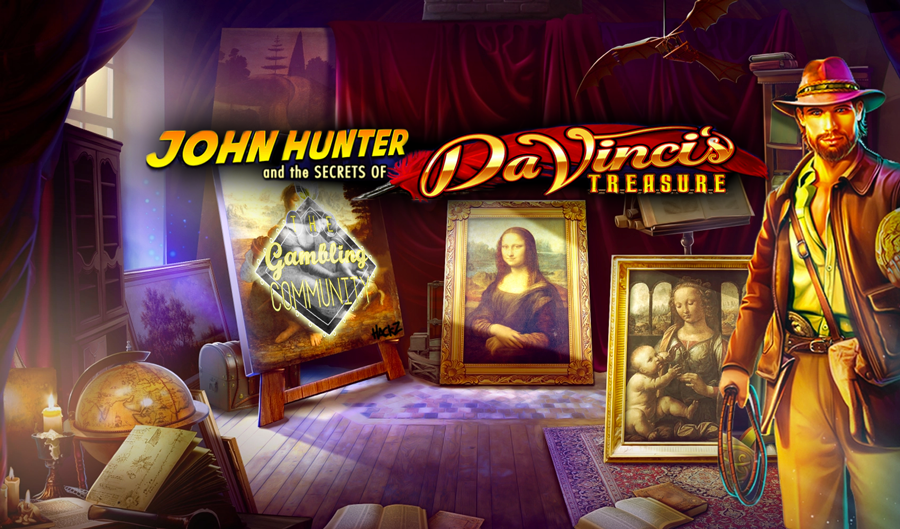 REVIEW – Pragmatic Play Da Vinci's Treasure