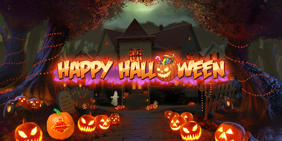 REVIEW  – PlaynGo Happy Halloween