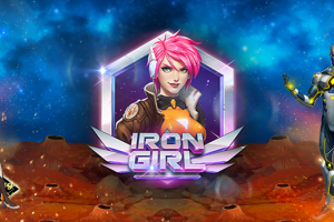 REVIEW – PlaynGo Iron Girl