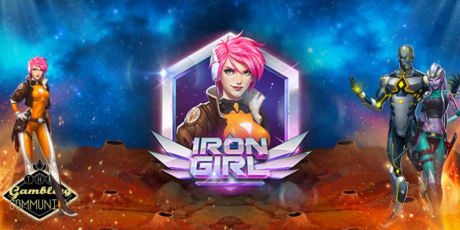 REVIEW – PlaynGo Iron Girl