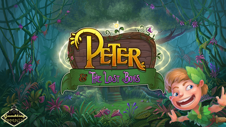 REVIEW – Push Gaming Peter And The Lost Boys