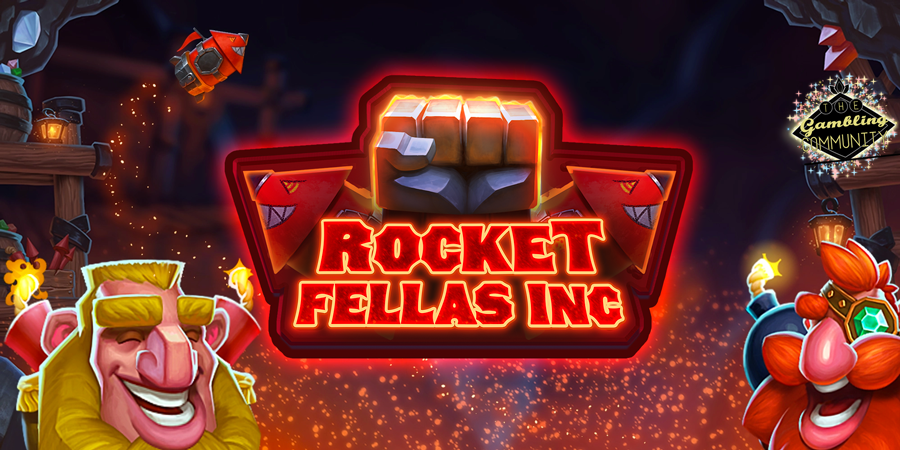 REVIEW – Thunderkick Rocket Fellas