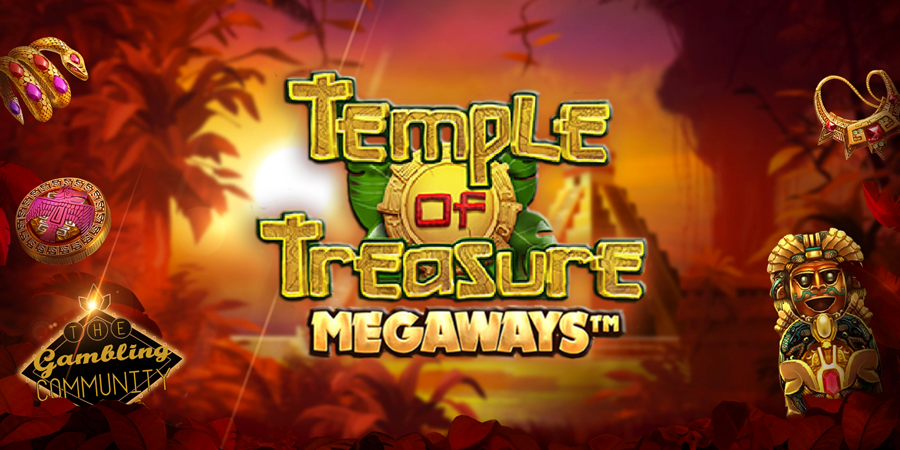REVIEW – Blueprint Temple Of Treasure Megaways