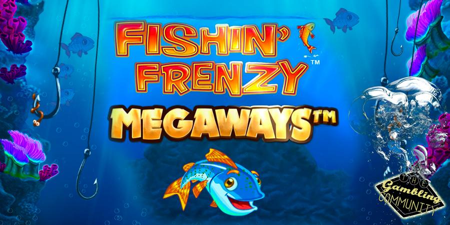 REVIEW – Blueprint Fishing Frenzy Megaways