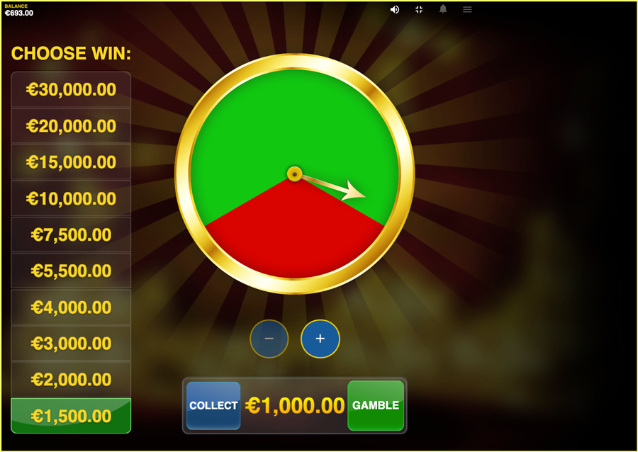 Reel King Mega Pie Gamble