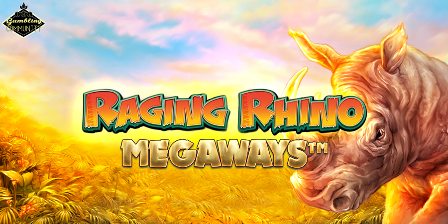 REVIEW – WMS Raging Rhino Megaways