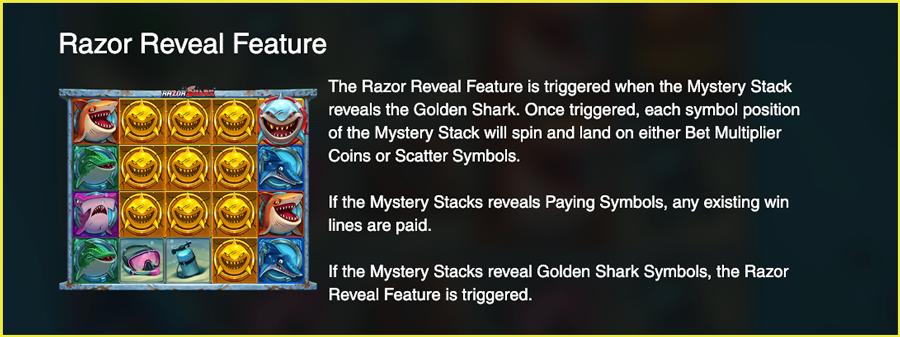 Razor Shark Slot TGC