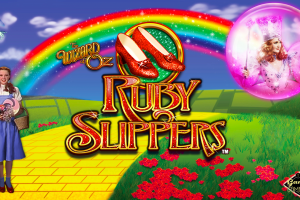 REVIEW – WMS Ruby Slippers