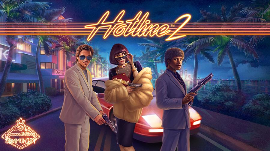 REVIEW – Netent Hotline 2