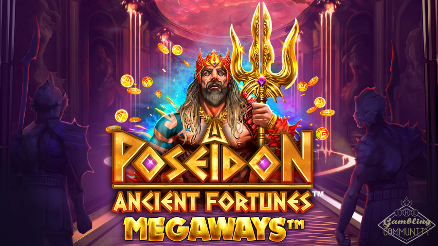REVIEW – Microgaming Ancient Fortunes Poseidon Megaways